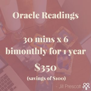 Bi Monthly Oracle Readings